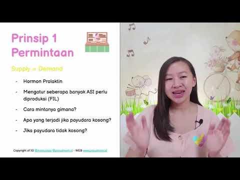 Preview 1 - Prinsip Permintaan ASI